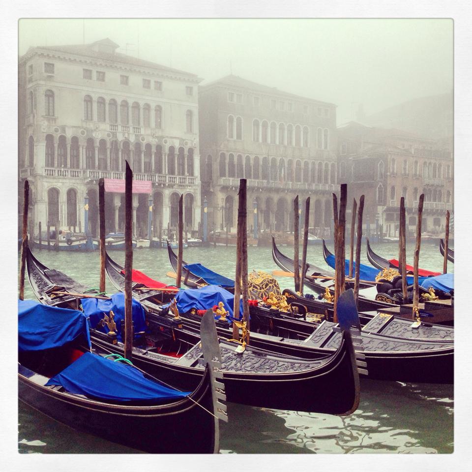 Misty Day in Venice