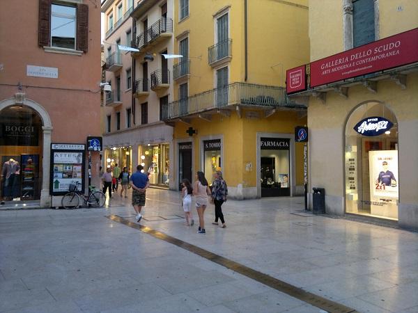 Via Sella off Via Mazzini