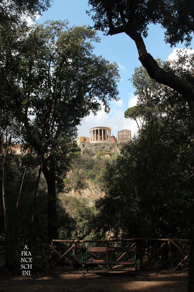 Villa Gregoriana Gardens
