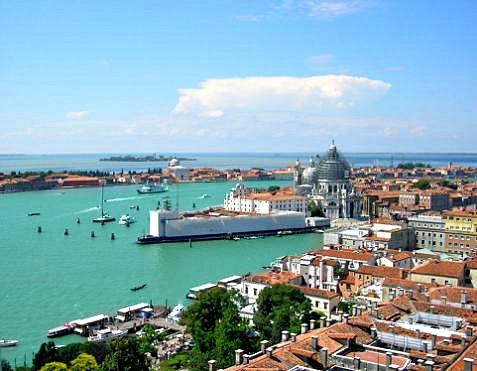 A picture of Venice Italy