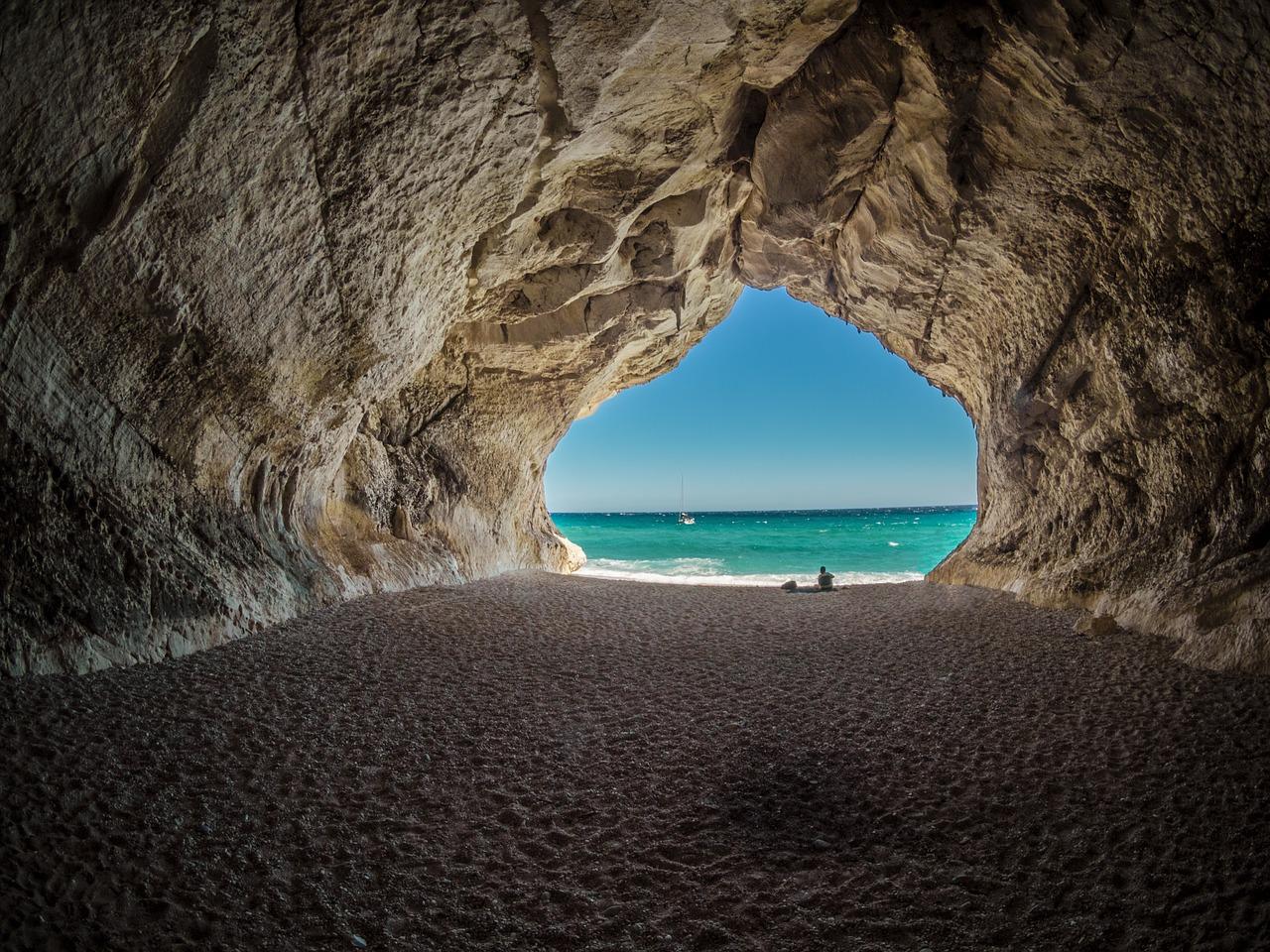 Italian beaches - Cala Luna