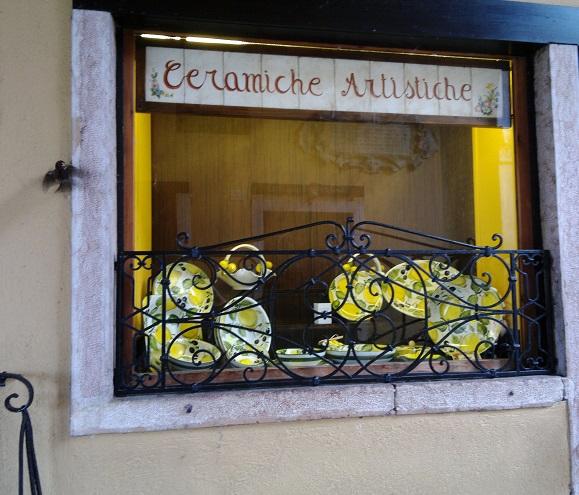 Ceramics Bassano del Grappa