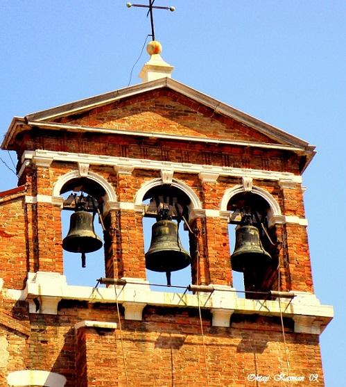 Church bells Italy