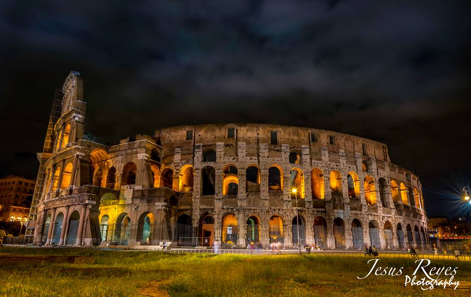 Colosseum by J Reyes