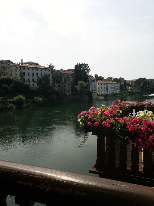 Flower Boxes on the Ponte Vecchio