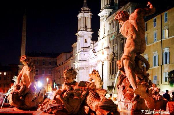 Fountains of Italy