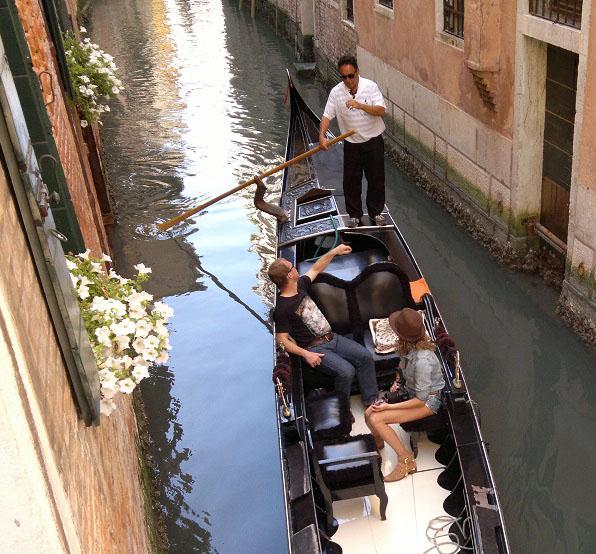 Gondola from Above