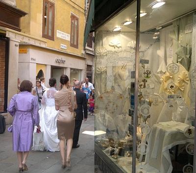 A Wedding or Honeymoon in Venice