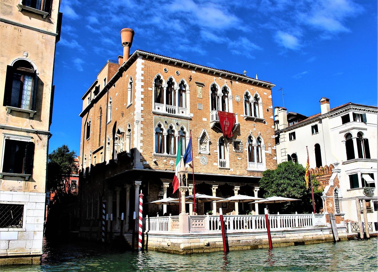 Dorsoduro - Palazzo Stern