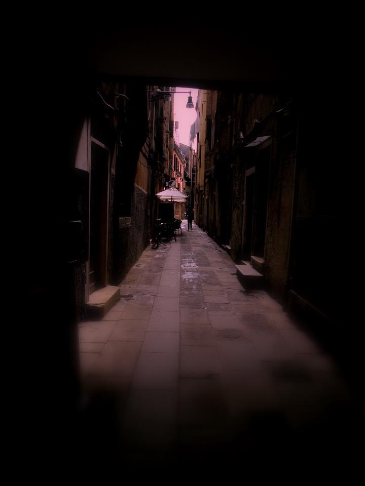 Lanes of Venice