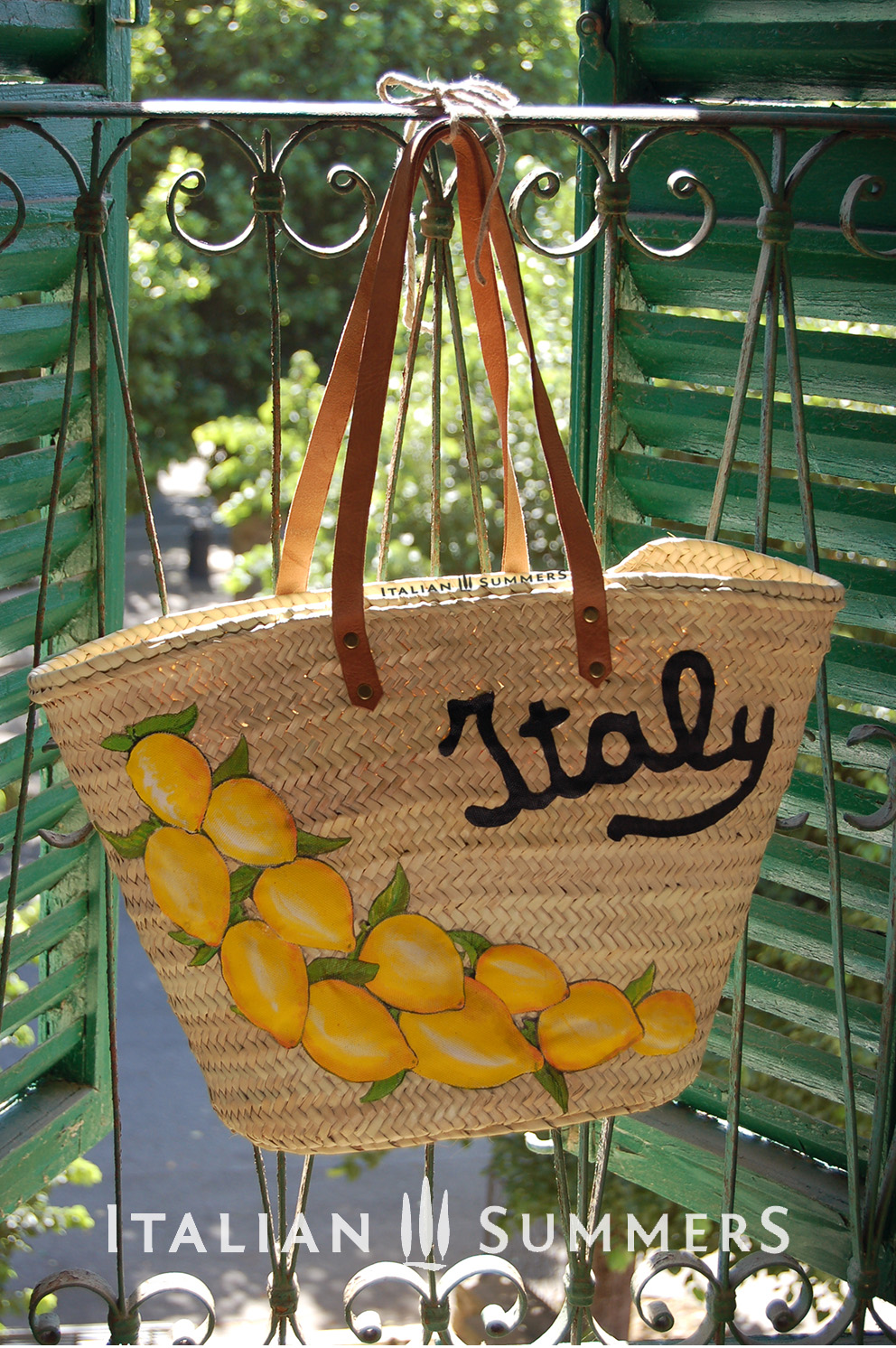 summer bag - made in Italy