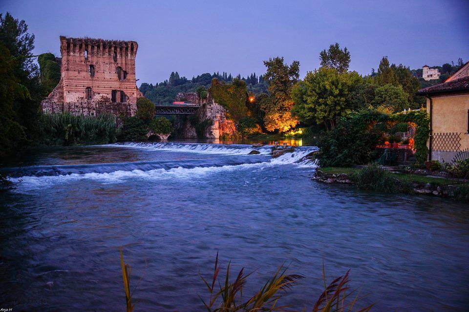 Nightfall Borghetto