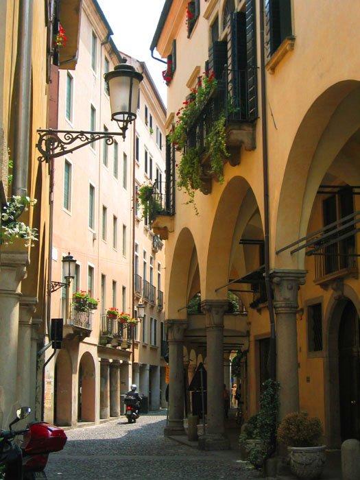 Padua or Padova by Nicholas Baumgartner