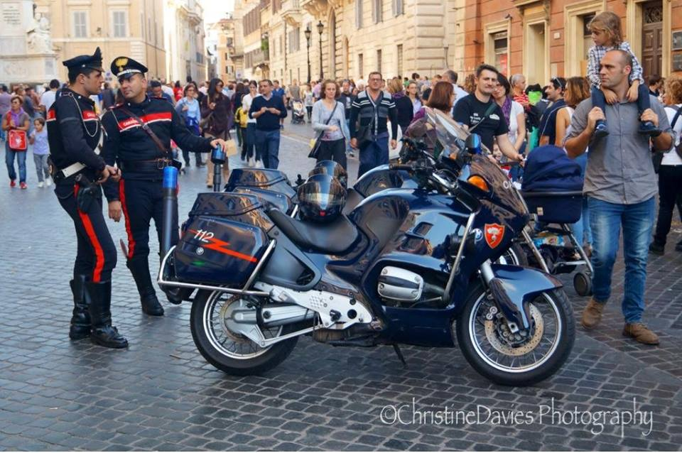 Italian Carabinieri