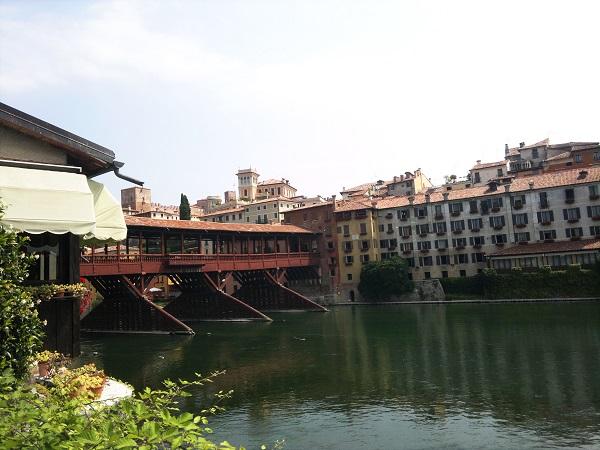 Ponte Vecchio Bassano Italy