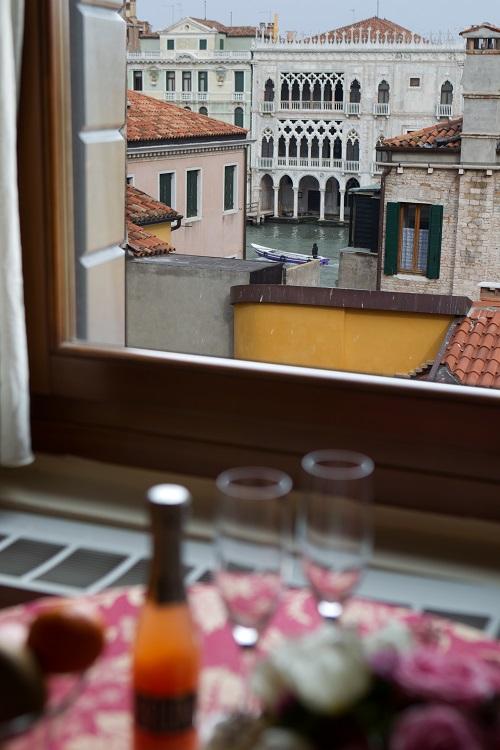 View across Venice