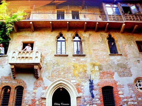 Romeo and Juliet Verona