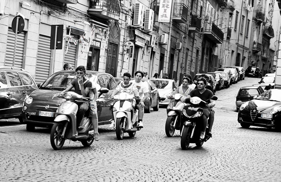 Rush Hour in Naples