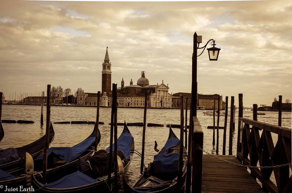 View from St Marks Venice