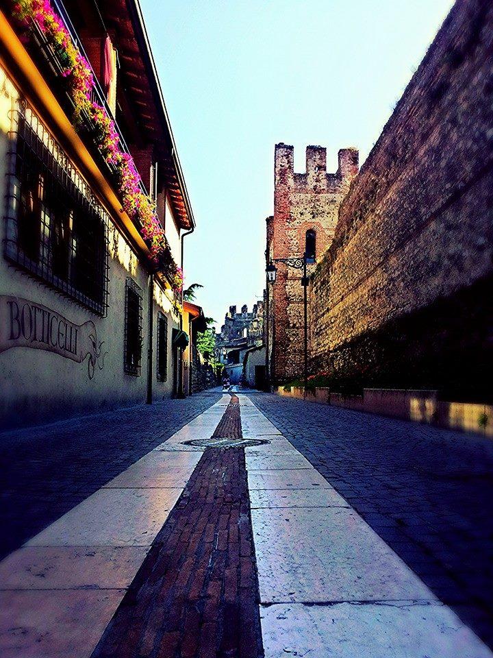 Street in Lazise