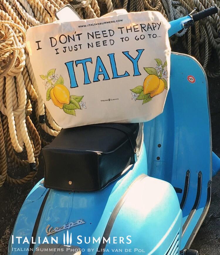 Italian summer bags