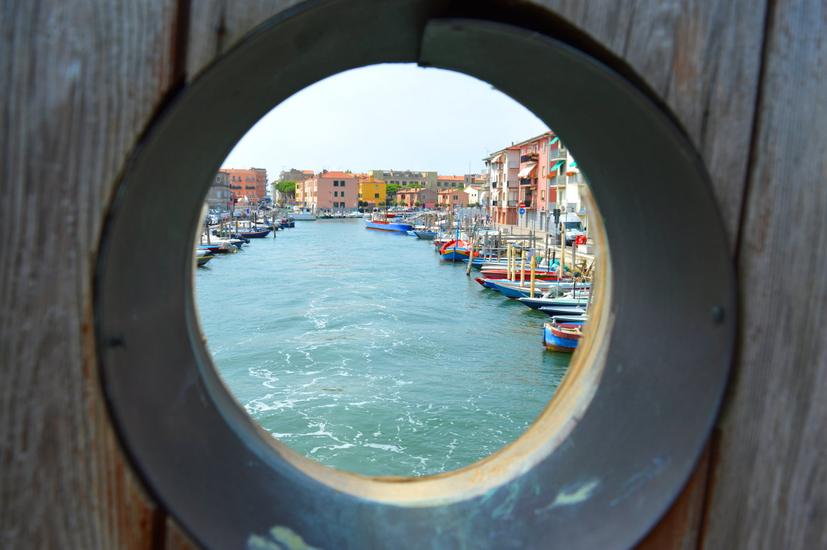 Chioggia, where many Southern Lagoon tours start.