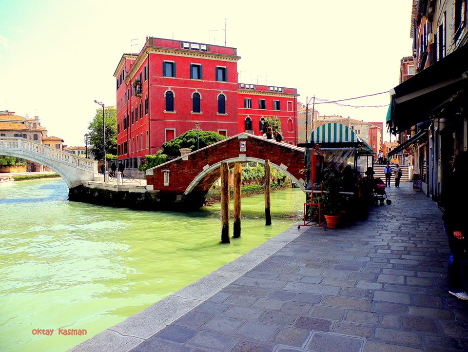 Bridges on the Islands of Venice