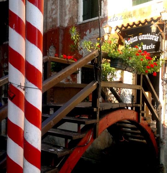 A Little Bridge Venice