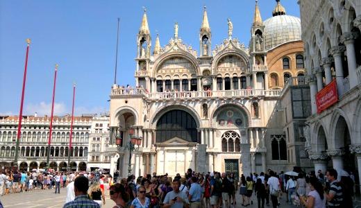 Venice in July