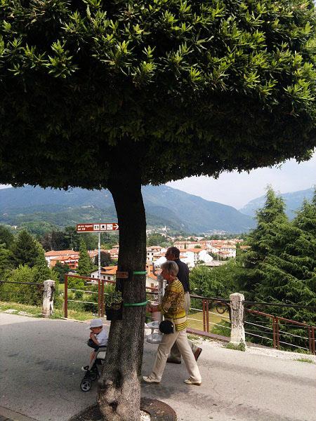 View Bassano del Grappa