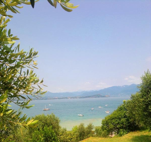 View over Garda